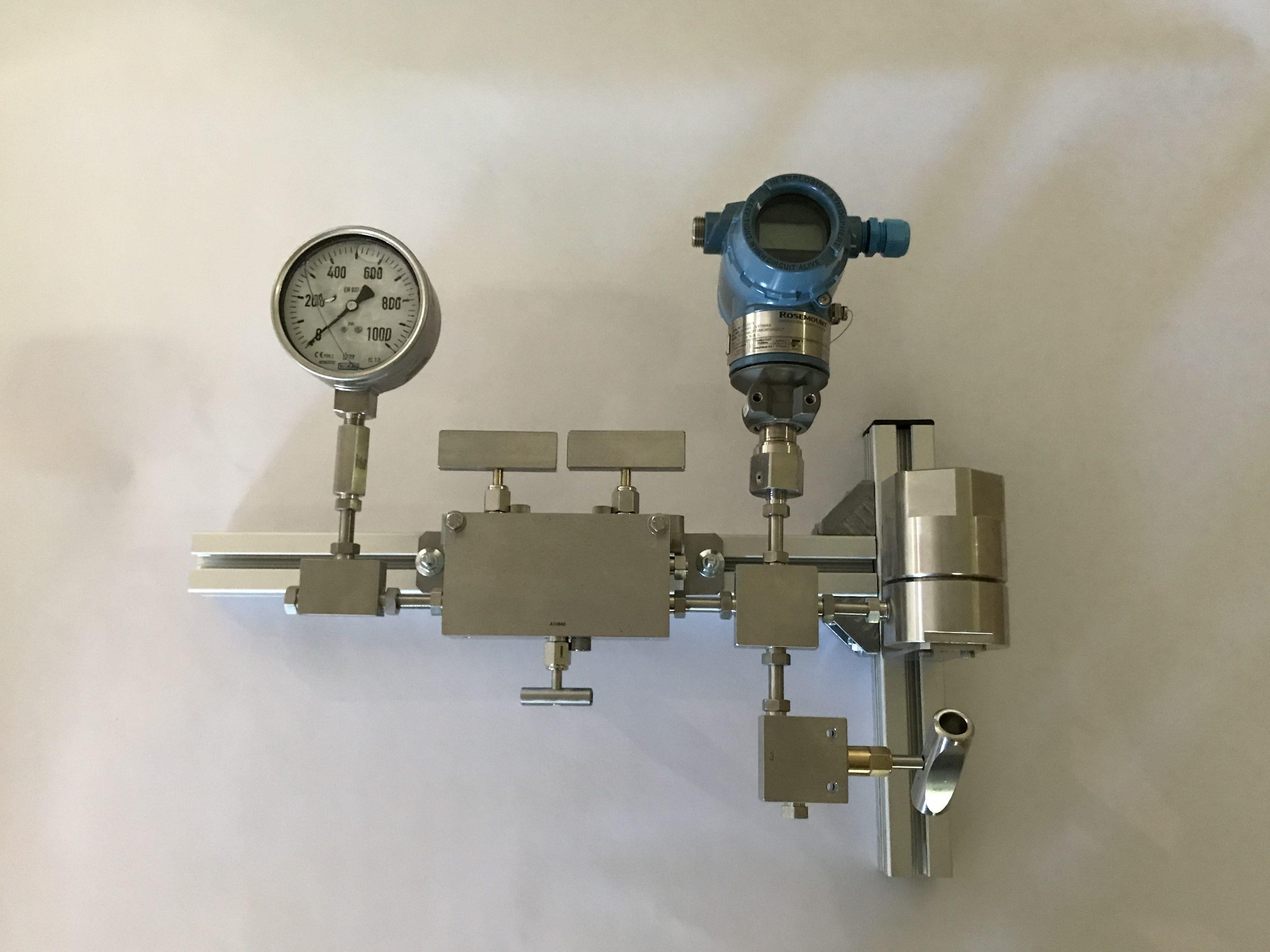 Hochdruck-Gasplatinen