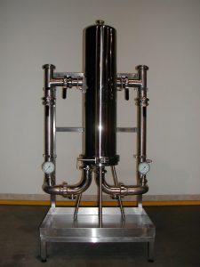 skid de filtration pour eau demineralisee